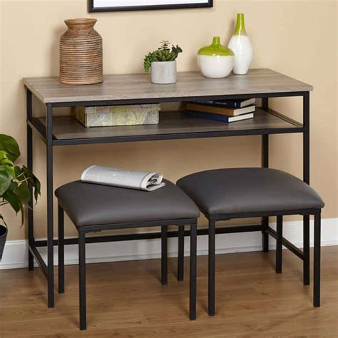 sofa table and stools sofa tables with stools sofa table with stools thesofa