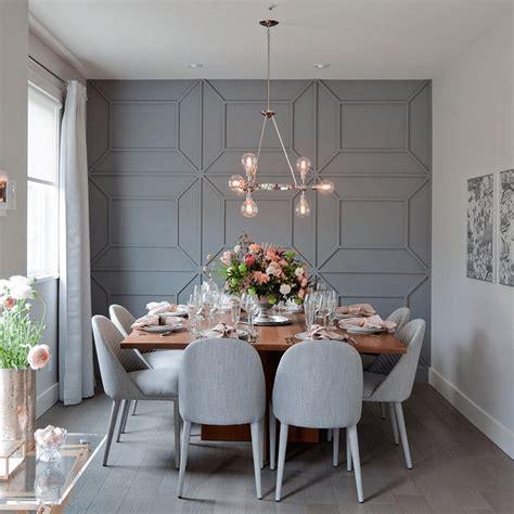 4 Dining Room Wall Trim Ideas