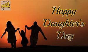 Happy Daughter&... Daughters Day