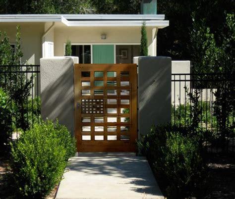 modern garden gate landscaping network