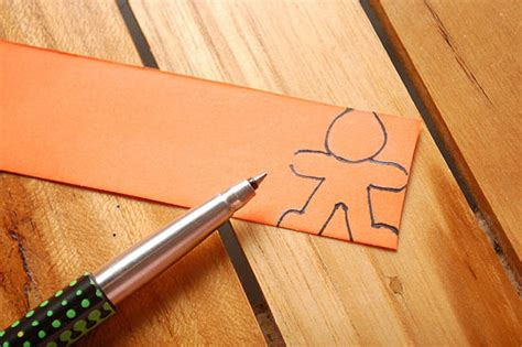 guirlande en papier comment faire une guirlande en papier