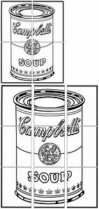 Campbell U2019s Soup Can  U00b7 Art Projects For Kids