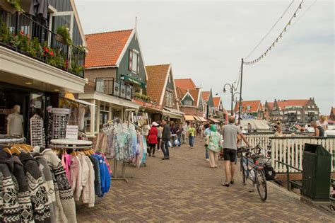 Holland-Cycling.com - Volendam Cycle Route