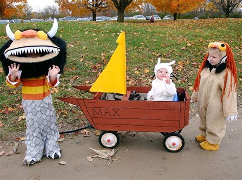 Where The Wild Things Are Boat Diy by Where The Wild Things Are Halloween Costumes Popsugar Moms