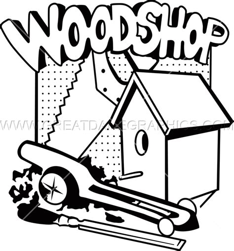 woodworking shop tools clip art cliparts