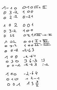 Inverse Berechnen : inverse matrix fehler aber wo mathelounge ~ Themetempest.com Abrechnung