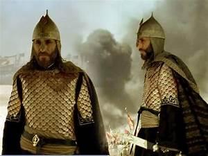 """Saladino (Ghassan Massoud), en """"El Reino de los Cielos ..."""