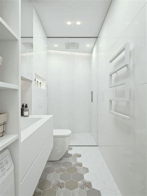 Bagno Bianco: 20 Idee di Arredamento Moderno ed Elegante