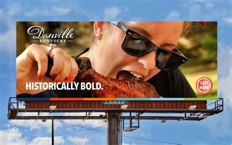 outdoor advertising bureau danville tourism plans ad blitz in fiscal year the
