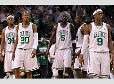 How the 2008 champion Celtics compare to this current team