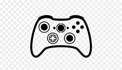 Xbox Controller Icon Clipart Vectorified