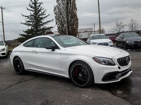 The new amg c63 is only lightly updated for the 2021 model year, offering new paint options and coming standard with a panoramic glass roof and a. New 2020 Mercedes-Benz C63 S AMG Coupe 2-Door Coupe in Kitchener #39623 | Mercedes-Benz ...