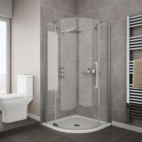 bathroom shower enclosures ideas the apollo 800x800mm frameless single door quadrant