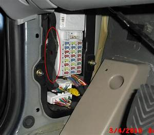 Kia Sorento Questions  Relay Controls The