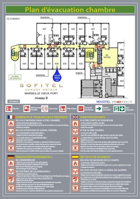 chambre hotes marseille plan d évacuation plan d intervention protect marseille