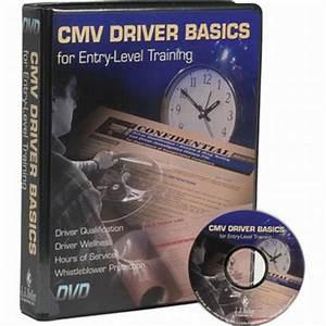 Cmv Driver Basics For Entry-level Training