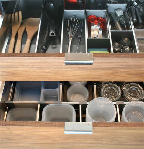 Kitchen Drawer Organizer Kitchen Transitional With Custom