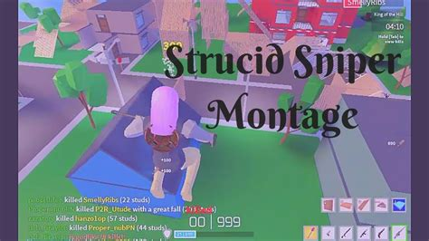 epically good strucid sniper montage youtube