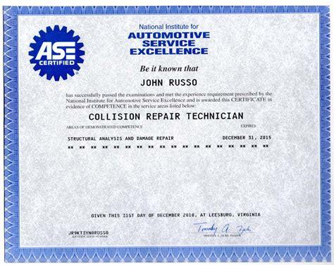 ase certificate template stuva templates