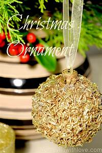 On, The, 3rd, Day, Of, Christmas, -, Christmas, Tree, Ornament