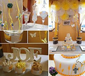 Deco De Table Communion : decoration de table 1ere communion ~ Melissatoandfro.com Idées de Décoration