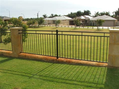 images of fences boundary fences fence crafters fence contractor south florida