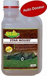 Anti Mousse Gazon Liquide : engrais gazon anti mousse 2 actions les produits star ~ Melissatoandfro.com Idées de Décoration