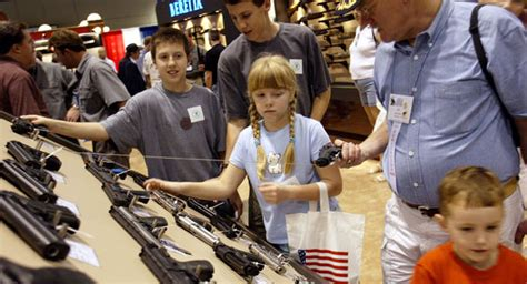 National Rifle Association app: Practice range for ages 4