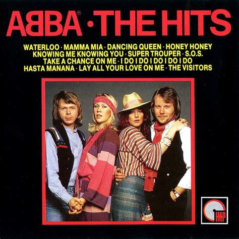 ABBA - The Hits (1990, CD) | Discogs