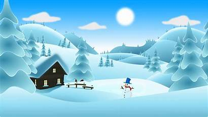 Clipart Landscape Icy Winter Clipground