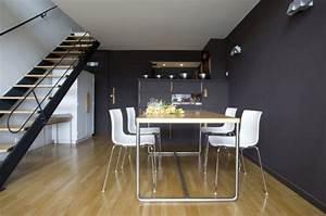 Le Corbusier Cité Radieuse Interieur : un loft dans la cit radieuse de le corbusier planete deco a homes world ~ Melissatoandfro.com Idées de Décoration