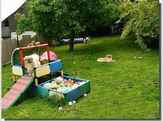 backyard dog playground ideas » Design and Ideas