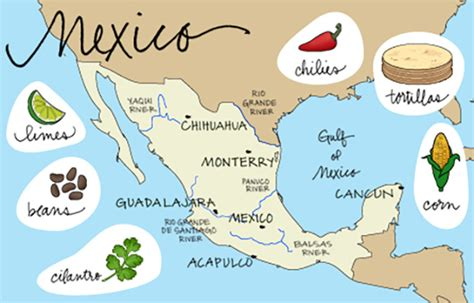 the history of cuisine food history mexipes