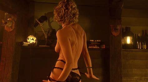 Rebecca Romijn Nue Dans Femme Fatale