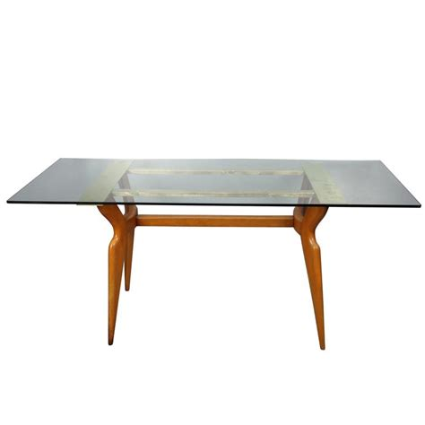 italian dining room tables italian dining room table in style of gio ponti for sale