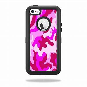 Skin Decal Wrap for OtterBox Defender iPhone 5C Case ...