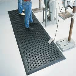 rubber drainage anti fatigue mats are rubber anti fatigue mats by floormats com