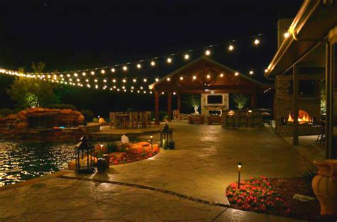 mckinney outdoor lighting dallas landscape lighting