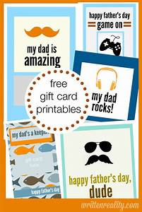 Fun Father's Day Printables