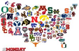 NCAA College Football Teams