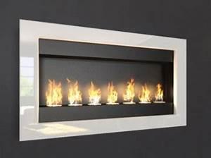 Chauffage à L éthanol : cheminee ethanol murale leroy merlin ~ Premium-room.com Idées de Décoration