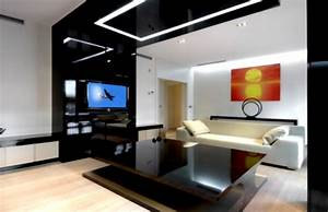Luxury Ultra Modern Home Interiors With Sofa Set And ...