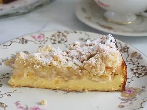 Birnenkuchen Mit Quark : feiner apfel birnenkuchen mit quark joghurtcreme und m rben butter mandelstreuseln von anaid55 ~ Watch28wear.com Haus und Dekorationen