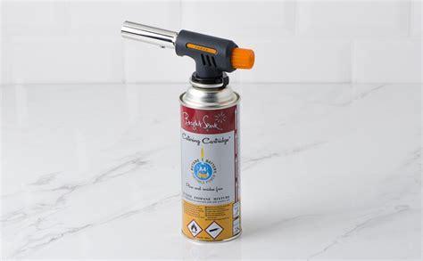 gaz chalumeau cuisine chalumeau 224 gaz pro cuisine 1 cartouche 224 gaz colichef