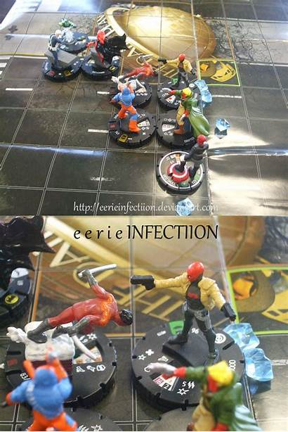 Heroclix Hood Battle Renegade Deviantart