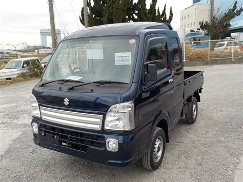 Suzuki Carry 2019 Modification by 2019 Suzuki Carry Y022239 Minitruckdealer