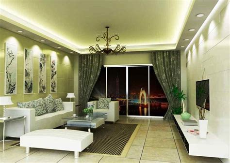 Elegant Dark Green Curtains for Living Room Decoration