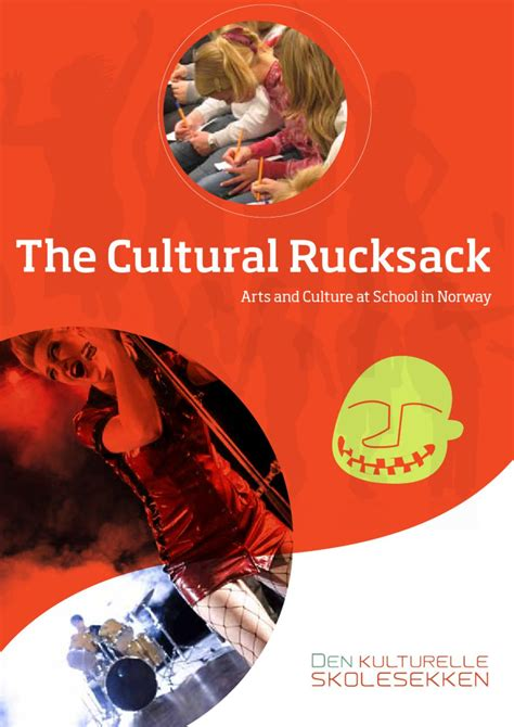 crisp culture page 2 of the cultural rucksack by kulturrådet issuu