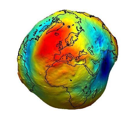 gravite terrestre la terre du futur