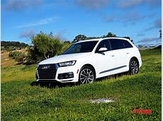 2017 Audi Q7 A Lot More than Just a Handsome People